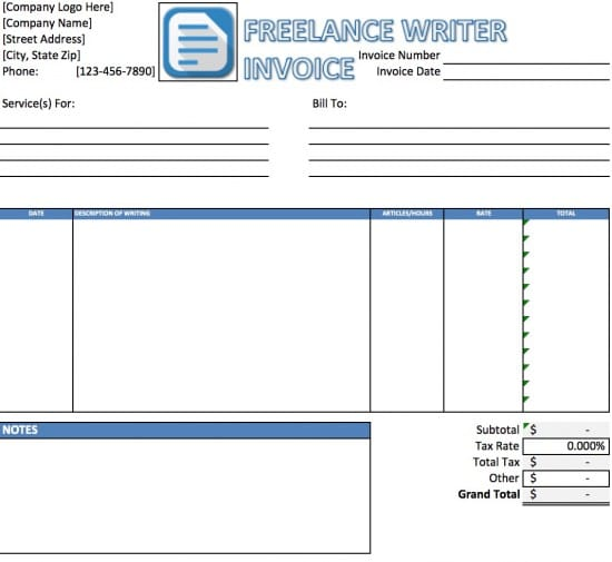 Invoice Sample Simple Sample Invoice Sales Invoice Templates